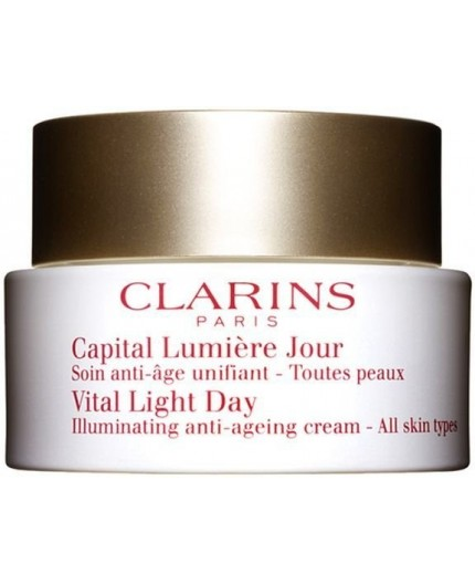 Clarins Vital Light Krem do twarzy na dzień 50ml