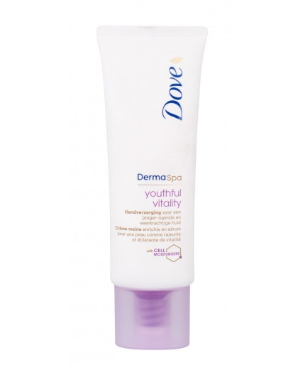 Dove Derma Spa Youthful Vitality Krem do rąk 75ml