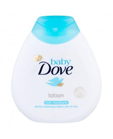 Dove Baby Rich Moisture Mleczko do ciała 200ml