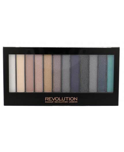 Makeup Revolution London Redemption Palette Essential Day To Night Cienie do powiek 14g