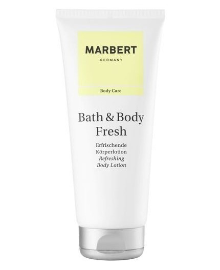 Marbert Bath & Body Fresh Mleczko do ciała 200ml tester
