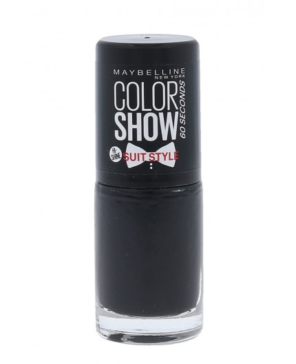 Maybelline Color Show Suit Style 60 Seconds Lakier do paznokci 7ml 445 Style Network