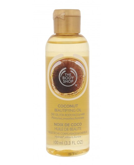 The Body Shop Coconut Beautifying Oil Olejek do ciała 100ml tester