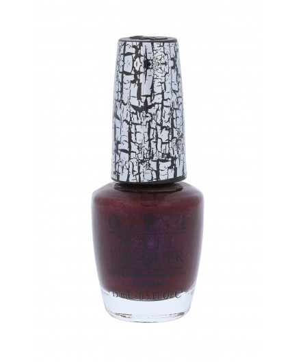 OPI Nail Lacquer Lakier do paznokci 15ml NL N18 Super Bass Shatter