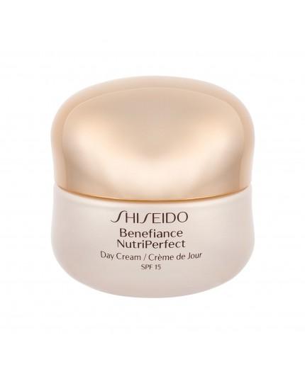 Shiseido Benefiance NutriPerfect SPF15 Krem do twarzy na dzień 50ml