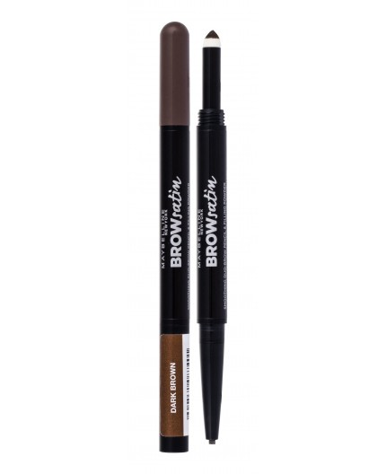 Maybelline Brow Satin Kredka do brwi 0,71g Dark Brown