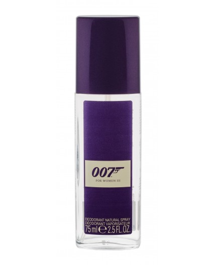 James Bond 007 James Bond 007 For Women III Dezodorant 75ml