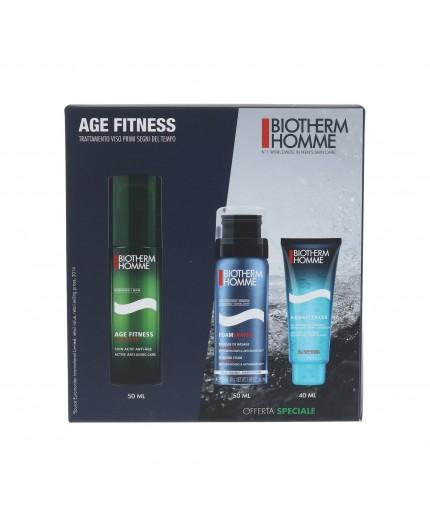Biotherm Homme Age Fitness Advanced Krem do twarzy na dzień 50ml zestaw upominkowy