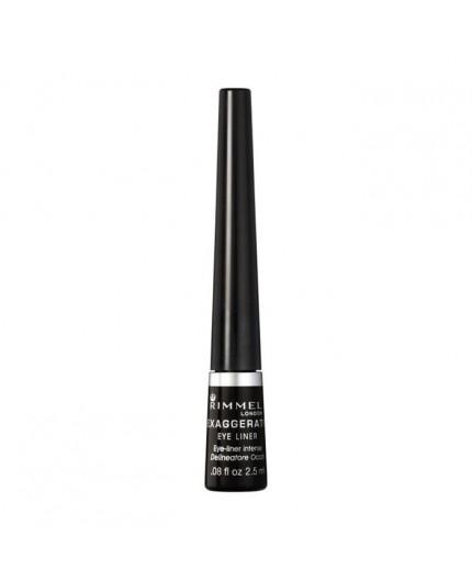 Rimmel London Exaggerate Eyeliner 2,5ml 001 Black