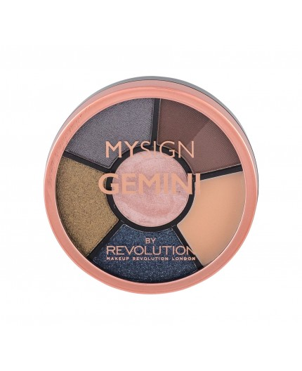 Makeup Revolution London My Sign Complete Eye Wheel Cienie do powiek 4,8g Gemini