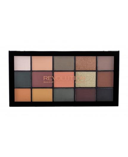 Makeup Revolution London Re-loaded Cienie do powiek 16,5g Iconic Division