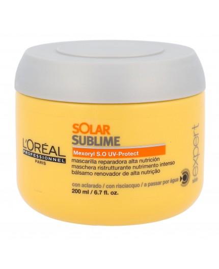 L´Oréal Professionnel Série Expert Solar Sublime Maska do włosów 200ml