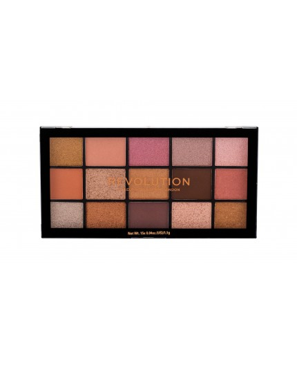 Makeup Revolution London Re-loaded Cienie do powiek 16,5g Fundamental