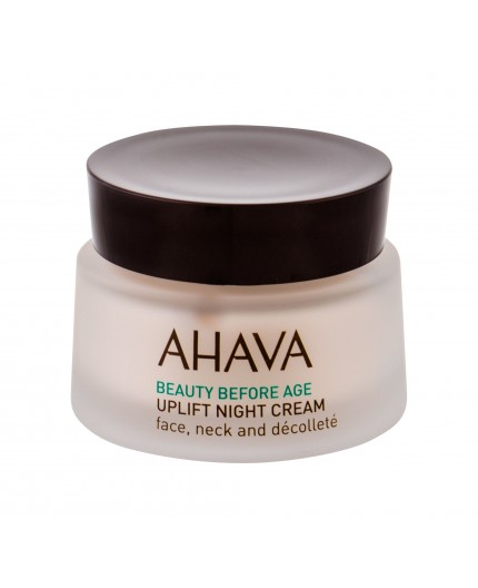 AHAVA Beauty Before Age Uplift Krem na noc 50ml