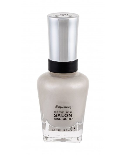 Sally Hansen Complete Salon Manicure Lakier do paznokci 14,7ml 760 Party All White