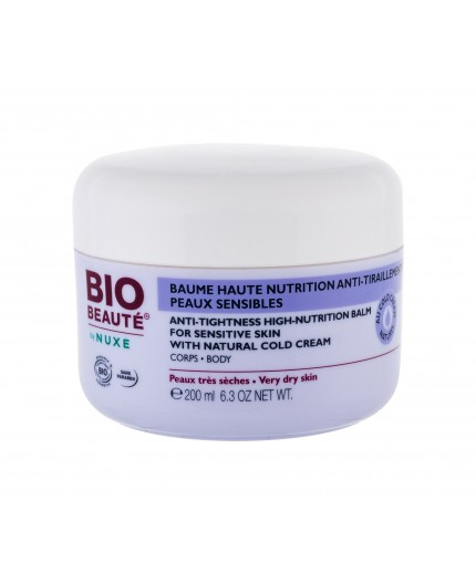 NUXE BIO BEAUTÉ Anti-Tightness High-Nutrition Balsam do ciała 200ml