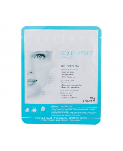 Talika Bio Enzymes Mask Brightening Maseczka do twarzy 20g
