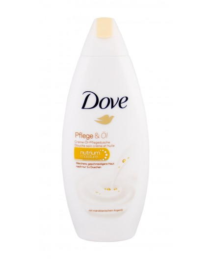 Dove Nourishing Care & Oil Żel pod prysznic 250ml