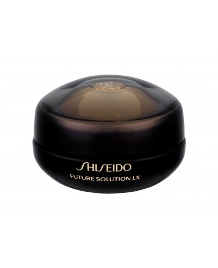 Shiseido Future Solution LX Eye And Lip Regenerating Cream Krem pod oczy 17ml