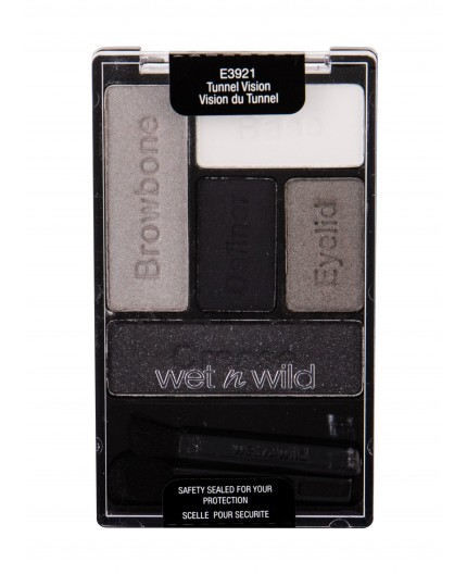 Wet n Wild Color Icon Cienie do powiek 6g Tunnel Vision