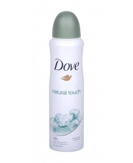 Dove Natural Touch 48h Antyperspirant 150ml