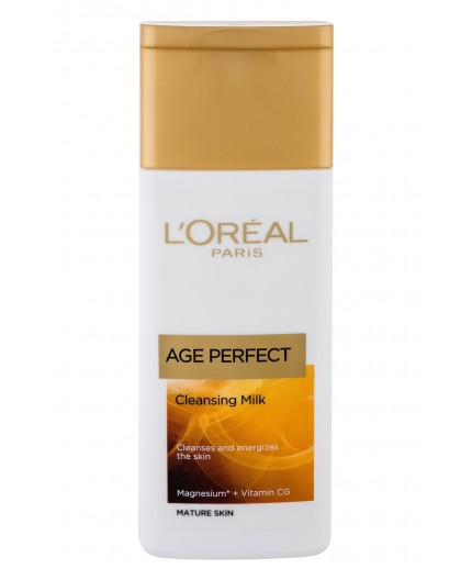 L´Oréal Paris Age Perfect Mleczko do demakijażu 200ml