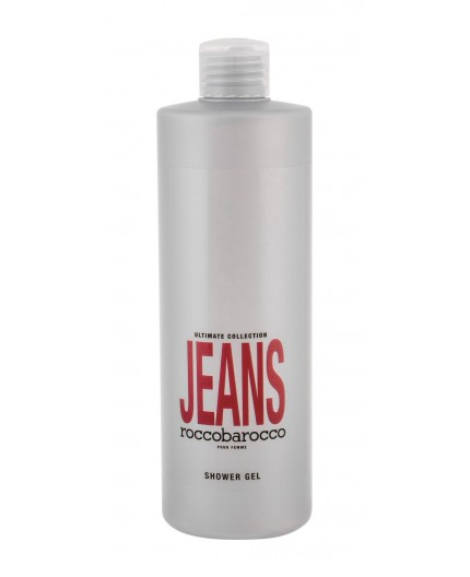 Roccobarocco Jeans Żel pod prysznic 400ml