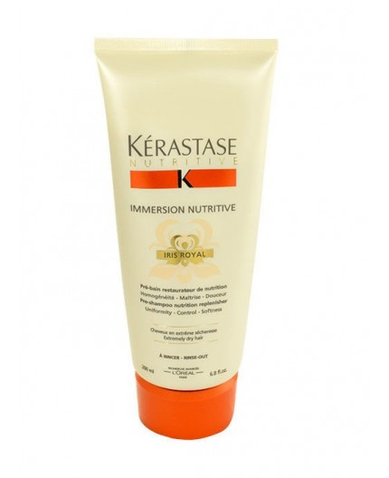 Kérastase Nutritive Immersion Iris Royal Pre-shampoo Balsam do włosów 200ml