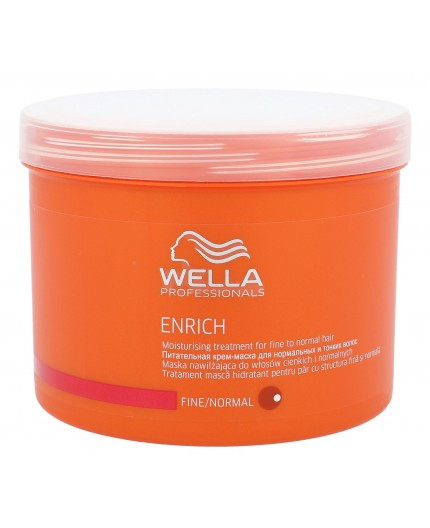 Wella Enrich Maska do włosów 500ml