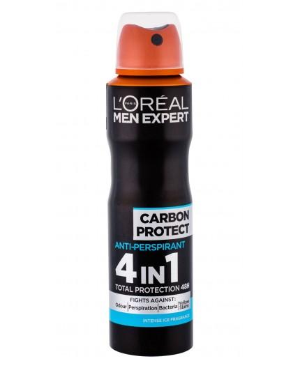 L´Oréal Paris Men Expert Carbon Protect 4in1 Antyperspirant 150ml