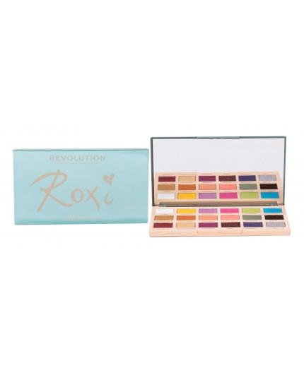 Makeup Revolution London Roxxsaurus Cienie do powiek 14,4g Colour Burst
