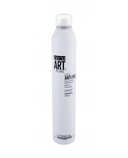 L´Oréal Professionnel Tecni.Art Fix Anti-Frizz Pure Lakier do włosów 400ml