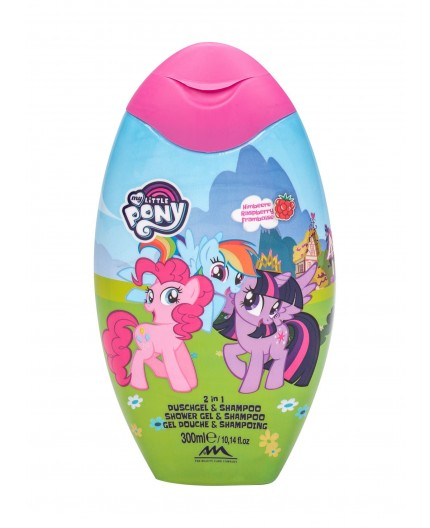 My Little Pony Shower Gel & Shampoo 2in1 Żel pod prysznic 300ml