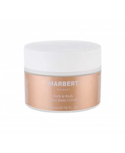 Marbert Bath & Body Glow Krem do ciała 225ml tester