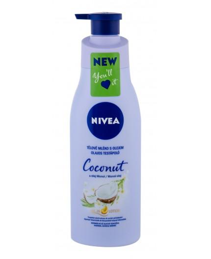 Nivea Coconut & Monoi Oil Mleczko do ciała 200ml
