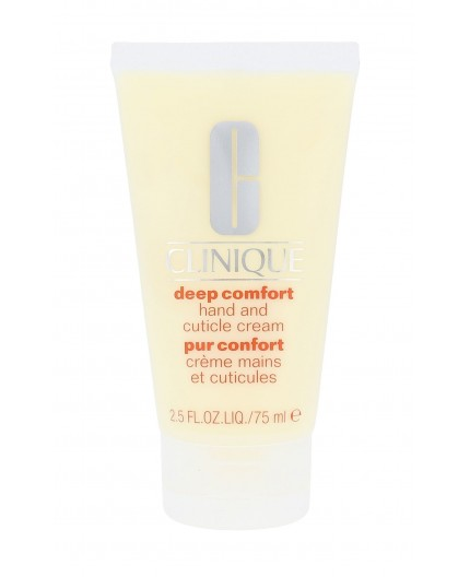 Clinique Deep Comfort Krem do rąk 75ml