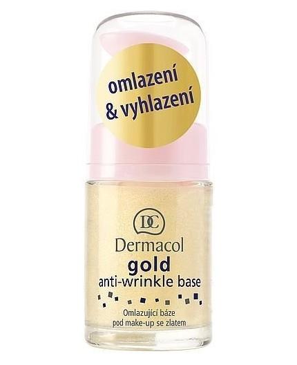 Dermacol Gold Anti-Wrinkle Baza pod makijaż 15ml