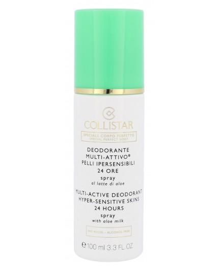 Collistar Special Perfect Body Multi-Active Deodorant Hyper-Sensitive Skins 24 Hours Dezodorant 100ml