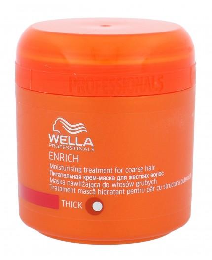 Wella Enrich Thick Hair Maska do włosów 150ml