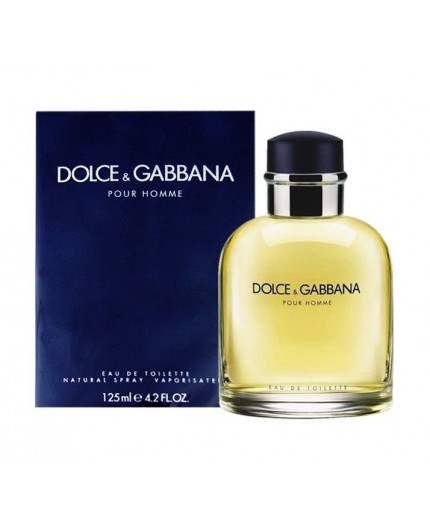 Dolce&Gabbana Pour Homme Woda toaletowa 40ml