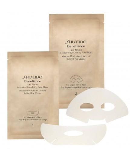 Shiseido Benefiance Pure Retinol Maseczka do twarzy 4szt