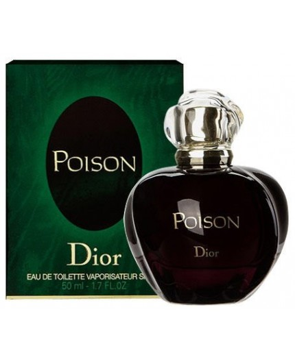 Christian Dior Poison Woda toaletowa 50ml tester
