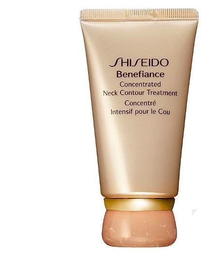 Shiseido Benefiance Concentrated Neck Contour Treatment Krem do dekoltu 50ml tester