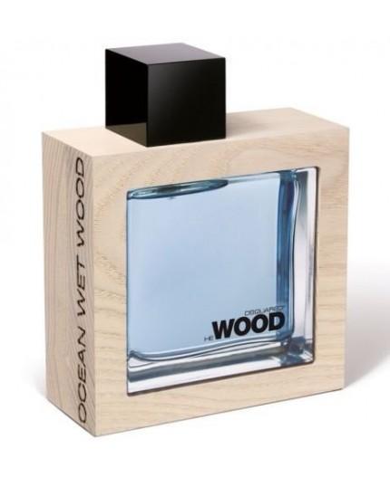 Dsquared2 He Wood Ocean Wet Wood Woda toaletowa 50ml