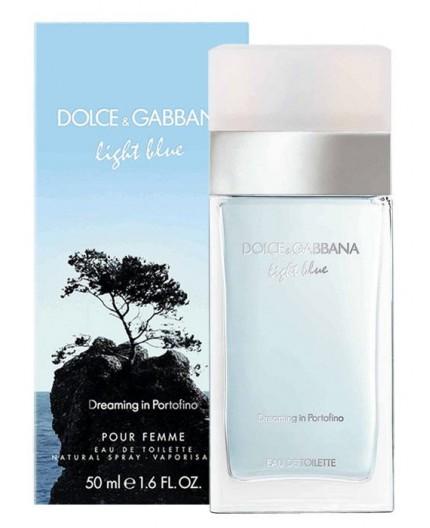 Dolce&Gabbana Light Blue Dreaming in Portofino Woda toaletowa 25ml tester