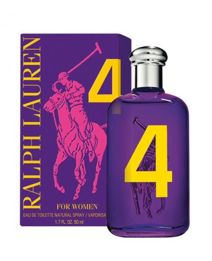 Ralph Lauren Big Pony 4 For Women Woda toaletowa 15ml tester