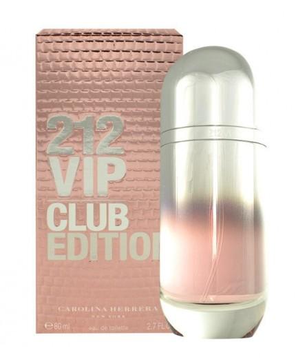Carolina Herrera 212 VIP Club Edition Woda toaletowa 80ml tester