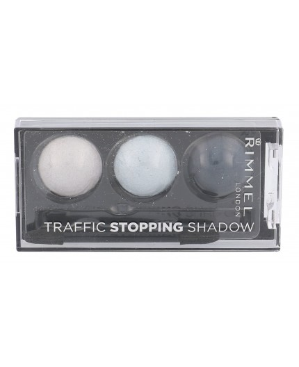 Rimmel London Traffic Stopping Cienie do powiek 2,4g 003 Do Not Enter