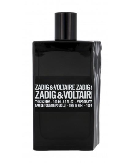 Zadig & Voltaire This is Him! Woda toaletowa 100ml