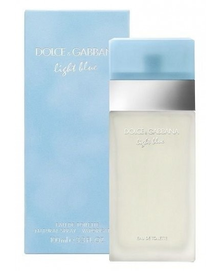 Dolce&Gabbana Light Blue Woda toaletowa 50ml tester